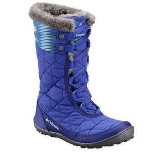 Columbia Kids Minx Mid II Waterproof Omniheat