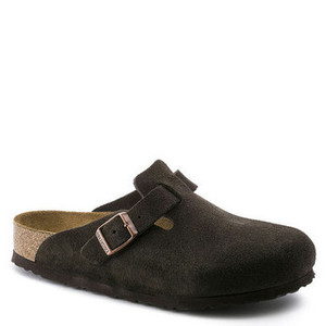 Birkenstock Womens Boston Soft Sole