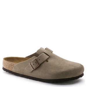 Birkenstock Womens Boston Soft Footbed