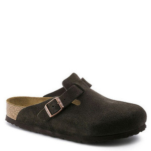 Birkenstock Mens Boston Soft Footbed