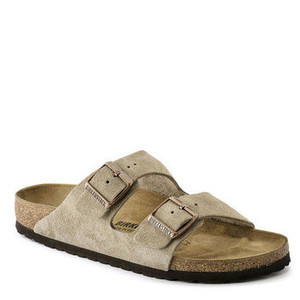 Birkenstock Womens Arizona Soft Footbed