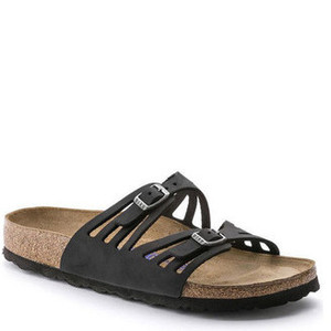 Birkenstock Womens Granada Soft Footbed